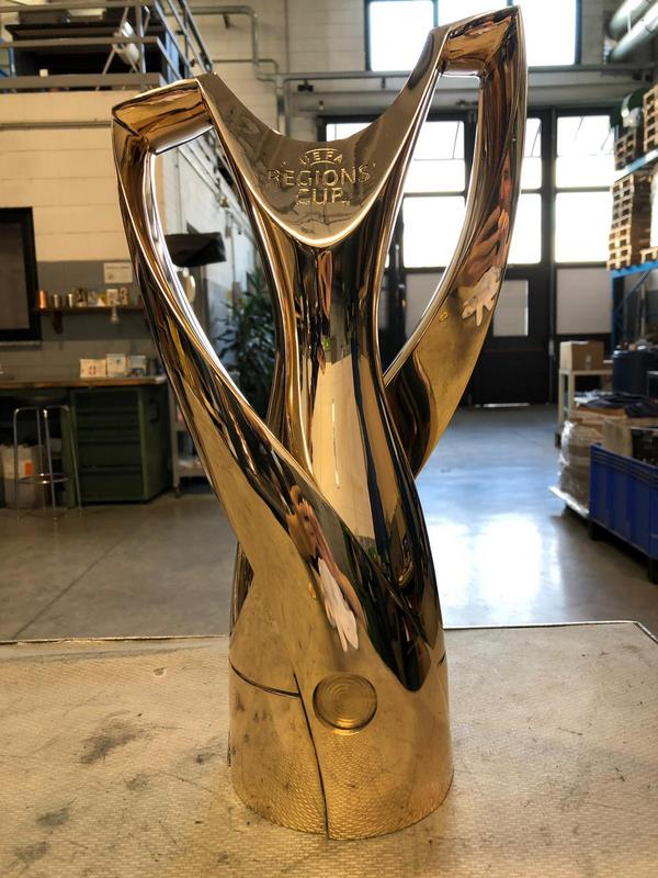 Lucidatura trofei: dopo